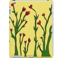 Tall Flowers iPad Case/Skin
