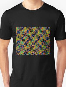 Primary & Secondary Color Design 2L T-Shirt