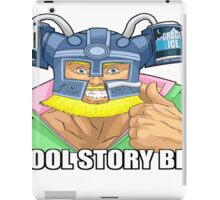 COOL STORY BRO iPad Case/Skin