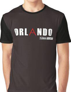 Orlando FL Graphic T-Shirt
