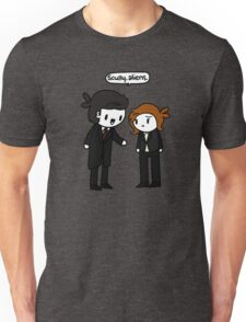 Scully, Aliens.  Unisex T-Shirt