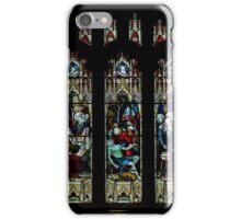St Mary church-stained glass1  iPhone Case/Skin