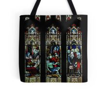 St Mary church-stained glass1  Tote Bag