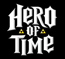 Hero of Time by byway