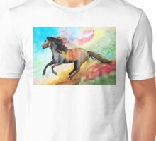 Horse Galloping  Unisex T-Shirt