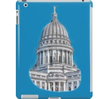 Wisconsin State Capitol Building iPad Case/Skin