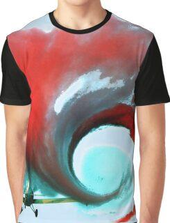 Airplane vortex Graphic T-Shirt