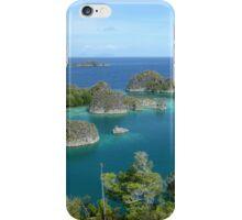 Penemu Island Lagoon iPhone Case/Skin