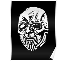 Sid Wilson's Mask Poster