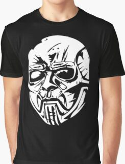 Sid Wilson's Mask Graphic T-Shirt