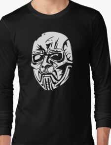 Sid Wilson's Mask Long Sleeve T-Shirt