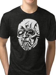 Sid Wilson's Mask Tri-blend T-Shirt