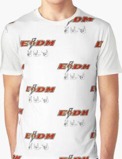 EODM - Peace Love Death Metal Graphic T-Shirt