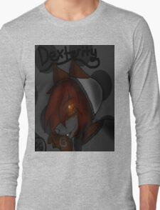 Dexterity Fursona Long Sleeve T-Shirt