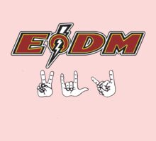 EODM - Peace Love Death Metal Kids Tee