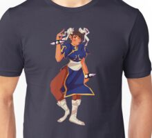 Street Fighter Chun Li Design Unisex T-Shirt