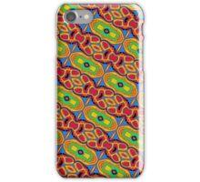Primary & Secondary Color Design 2R iPhone Case/Skin