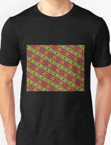 Primary & Secondary Color Design 2R T-Shirt