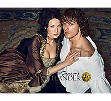 Outlander/The Frasers Photographic Print