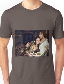 The Frasers/Jamie & Claire Unisex T-Shirt