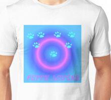 puppy lovers Unisex T-Shirt