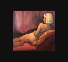 Nude on Chaise Longue Unisex T-Shirt
