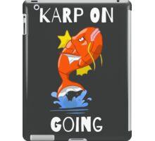 KARP ON iPad Case/Skin
