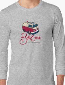 Tourist Bus Long Sleeve T-Shirt