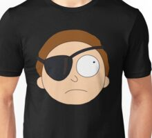 Evil Morty. Unisex T-Shirt