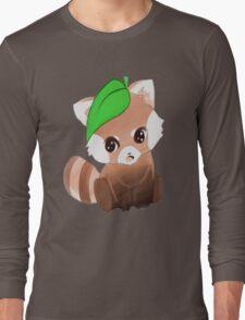 cute red panda   Long Sleeve T-Shirt