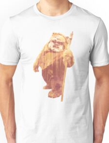 Jittery Little Thing (Ewok) Alternate Unisex T-Shirt