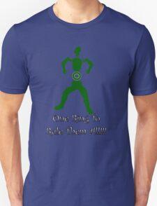 One Ring, O-ring  Unisex T-Shirt