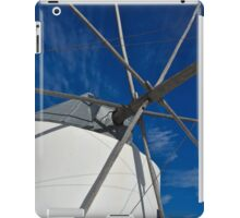 Antique windmill detail iPad Case/Skin