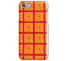 Squares of Cheese iPhone Case/Skin