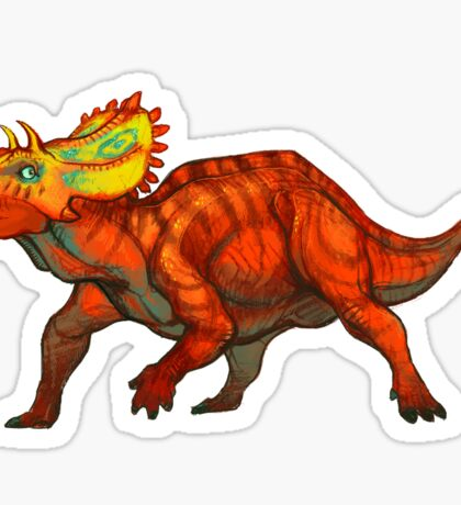 Regaliceratops peterhewsi Sticker