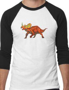 Regaliceratops peterhewsi Men's Baseball ¾ T-Shirt