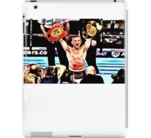 FAN ART - Carl Frampton unified world champion #FramptonQuigg iPad Case/Skin
