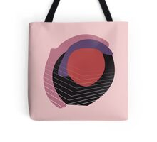 Stain Mauve Tote Bag