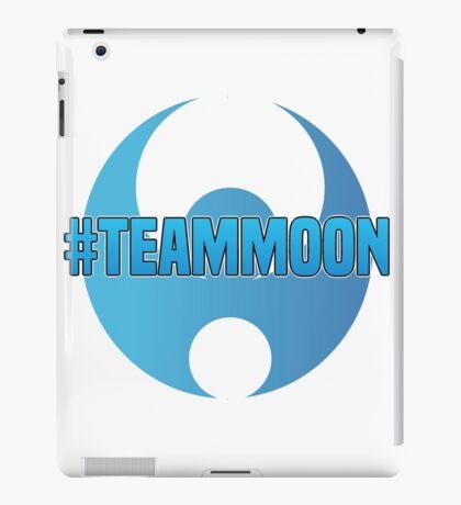 Pokemon Moon & Sun #TeamMoon iPad Case/Skin