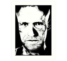 The Walking Dead: Merle Art Print
