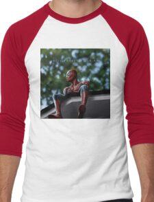 Forest Hills NY Men's Baseball ¾ T-Shirt