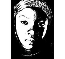 The Walking Dead: Michonne Photographic Print