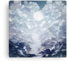 astral projection. Canvas Print