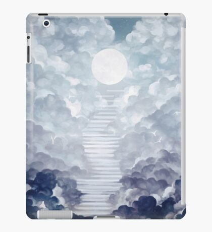 astral projection. iPad Case/Skin