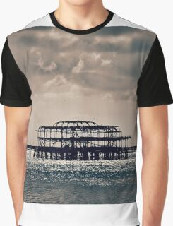 Light Shower Graphic T-Shirt