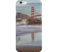 Baker Beach - San Francisco - California - USA iPhone Case/Skin