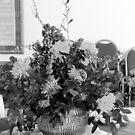 Centerpiece in Black and White by WeeZie