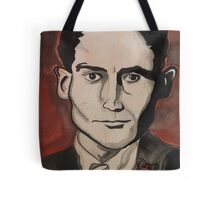Franz Kafka and His Cockroach  Tote Bag