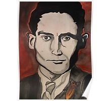 Franz Kafka and His Cockroach  Poster