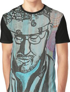 David Foster Wallace  Graphic T-Shirt